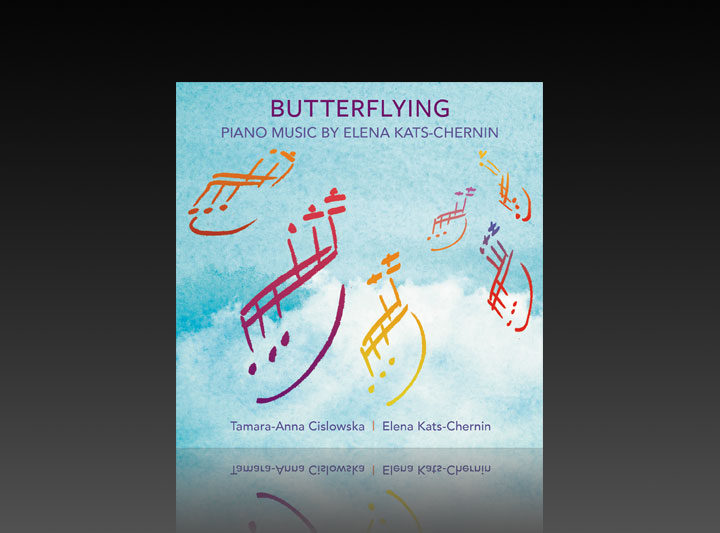Butterflying CD reaches no.1 on ARIA Classical charts