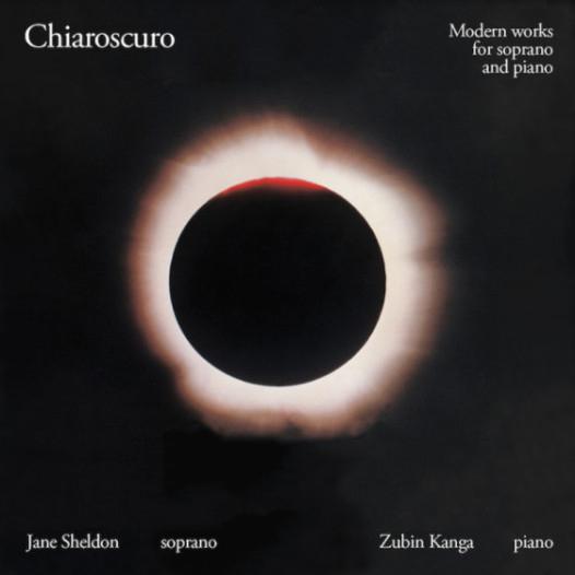 Zubin Kanga new CD: 'Chiaroscuro' with Jane Sheldon