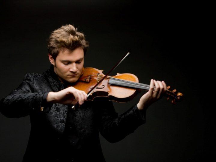 Cinque welcomes violinist Alexandre Da Costa