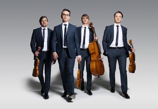 Orava Quartet: Canada tour 2019