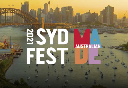 2021 begins… with Sydney Festival