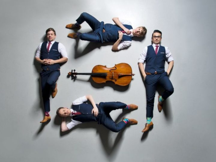 Reviews of Orava Quartet debut CD