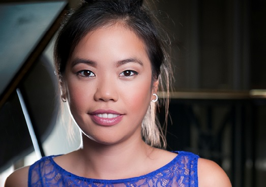 Live reviews: Andrea Lam with Canberra Symphony Orchestra