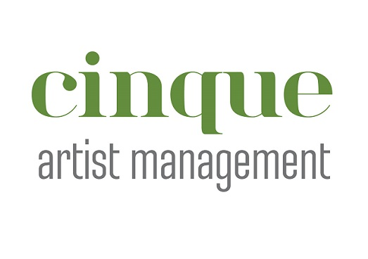 Season's greetings from Cinque Artist Management